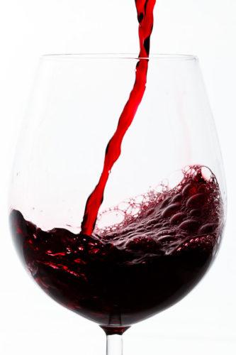 Red Wine at Coastal Kitchen Bay Shore NY