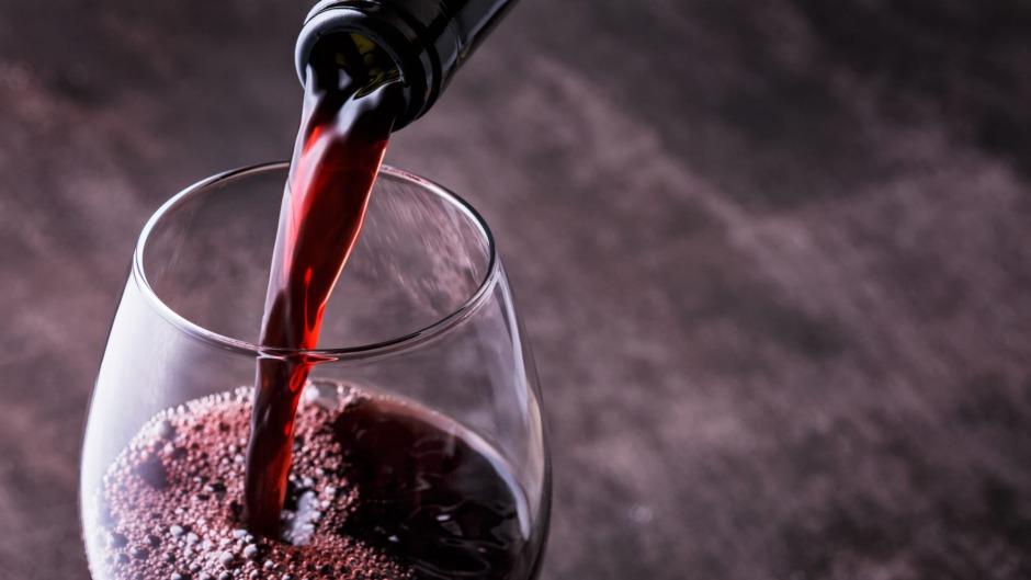 Red Wine at Coastal Kitchen